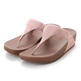 フィットフロップ fitflop SHIMMY SUEDE TOE-POST (Rose Gold)