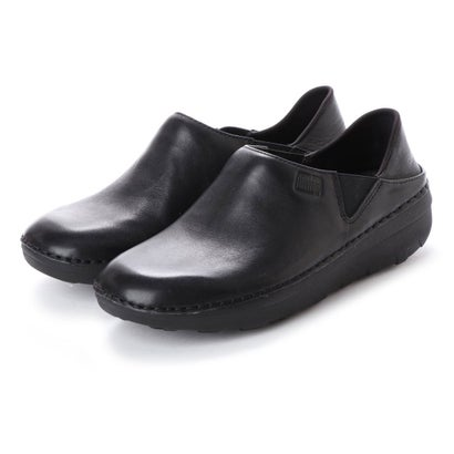 フィットフロップ fitflop SUPERLOAFER (LEATHER) (All Black)