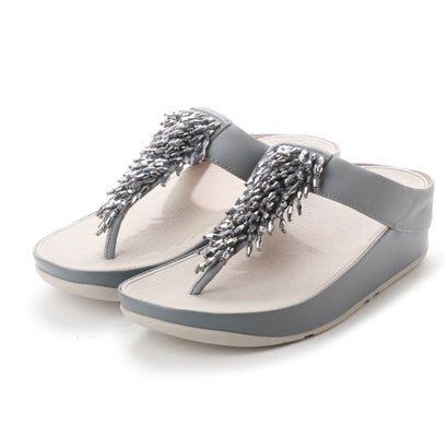 フィットフロップ fitflop RUMBA TOE-THONG SANDALS (Dove Blue)