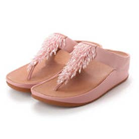 フィットフロップ FitFlop RUMBA TOE-THONG SANDALS (Dusky Pink)
