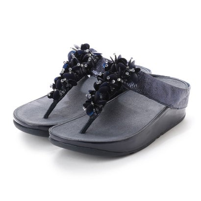 フィットフロップ fitflop BOOGALOO TOE POST (Midnight Navy)