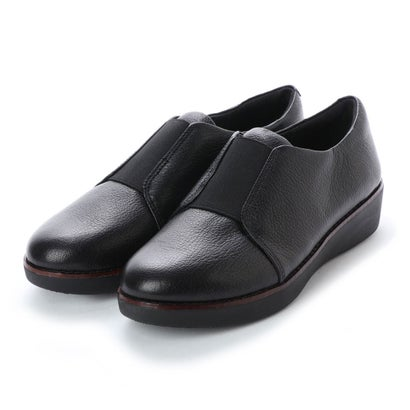 フィットフロップ FitFlop LACELESS DERBY (Black)
