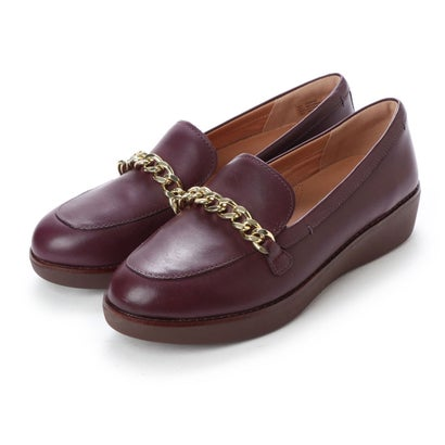 フィットフロップ FitFlop PAIGE CHAIN (Deep Plum)