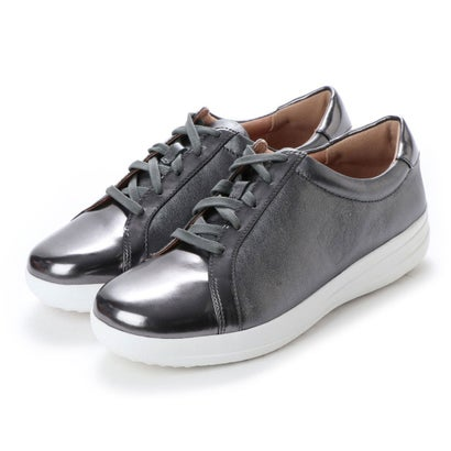 フィットフロップ FitFlop F-SPORTY II TEXTURED METALLIC (Pewter Metallic Mix)