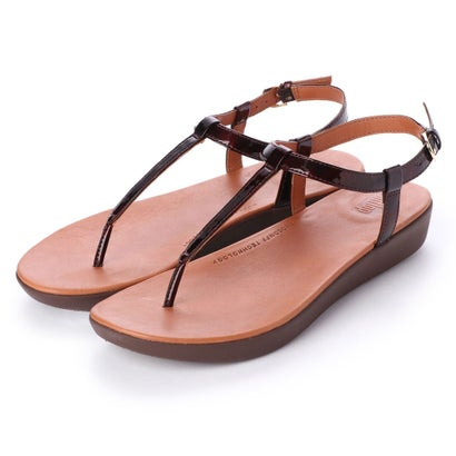 フィットフロップ fitflop TIA TORTOISESHELL (Chocolate Brown Turtle)