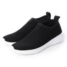 フィットフロップ fitflop AIRMESH SLIP ON (Black)