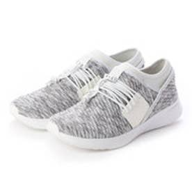 フィットフロップ fitflop ARTKNIT LACE UP (Urban White Mix)