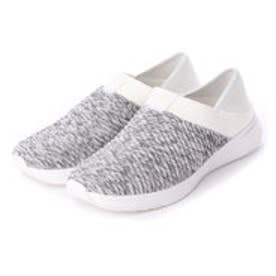 フィットフロップ fitflop ARTKNIT SNEAKER (Urban White Mix)