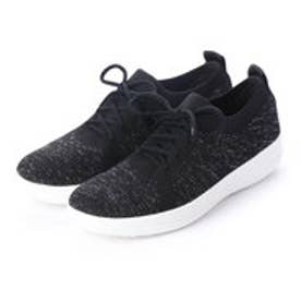 フィットフロップ fitflop F-SPORTY UBERKNIT SNEAKERS (Black)