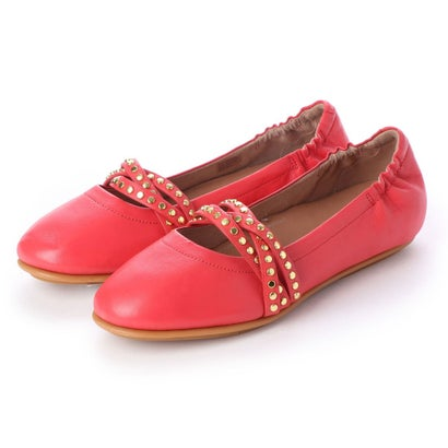 フィットフロップ fitflop ALLEGRO ROCKSTUD STRAPPY (Passion Red)