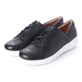 フィットフロップ fitflop F-SPORTY II LACE UP SNEAKERS - LEATHER (Black)