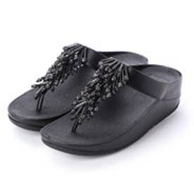 フィットフロップ fitflop CALYPSO TREASURE (Black)