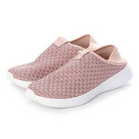 フィットフロップ fitflop STRIPKNIT SNEAKER (Rose Gold)