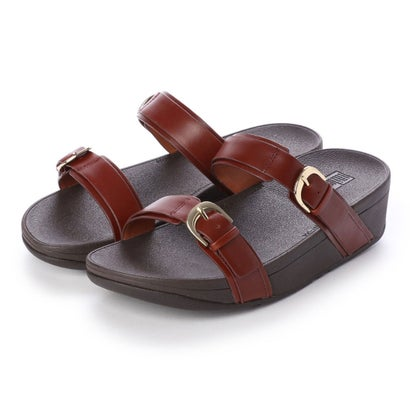 フィットフロップ fitflop EDIT SLIDE (Cognac)