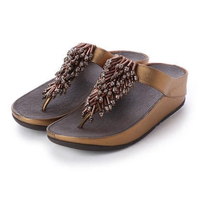 フィットフロップ fitflop CALYPSO TREASURE (Bronze)