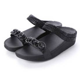 フィットフロップ fitflop CIRQUE SLIDE (Black)