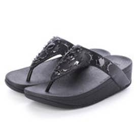 フィットフロップ fitflop LOTTIE CRESCENT STUD (Black)