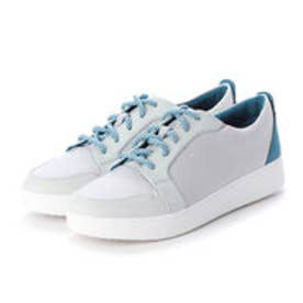 フィットフロップ fitflop GLACE SNEAKERS (Ice Grey)