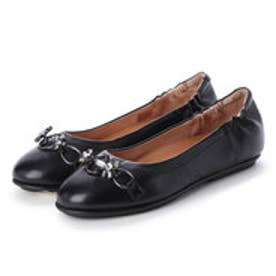 フィットフロップ fitflop ALLEGRO BLOSSOM BALLERINAS (All Black)