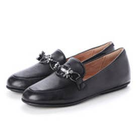 フィットフロップ fitflop LENA BLOSSOM LOAFERS (All Black)
