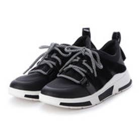 フィットフロップ fitflop CARITA SNEAKERS (Black)