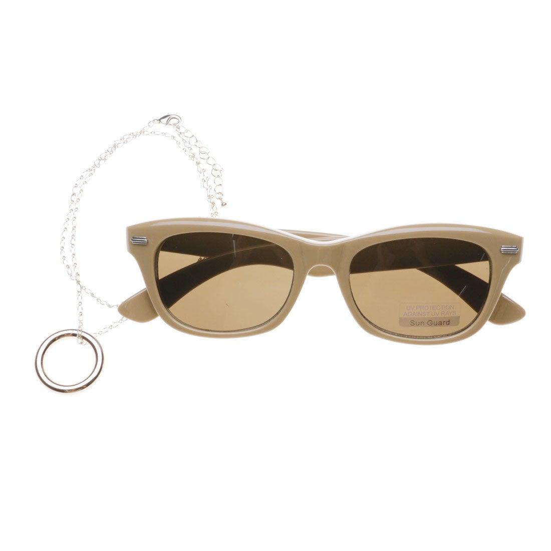ロコンド 靴とファッションの通販サイトフェリシモサーカスFelissimoCircus毎日の自分をワンランクおしゃれにしてくれるファッション用グラス(ゴールド)