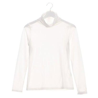 ファイン FINE タートルネックTシャツ (オフホワイト)