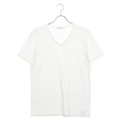 リネーム Rename VネックTシャツ (ホワイト)