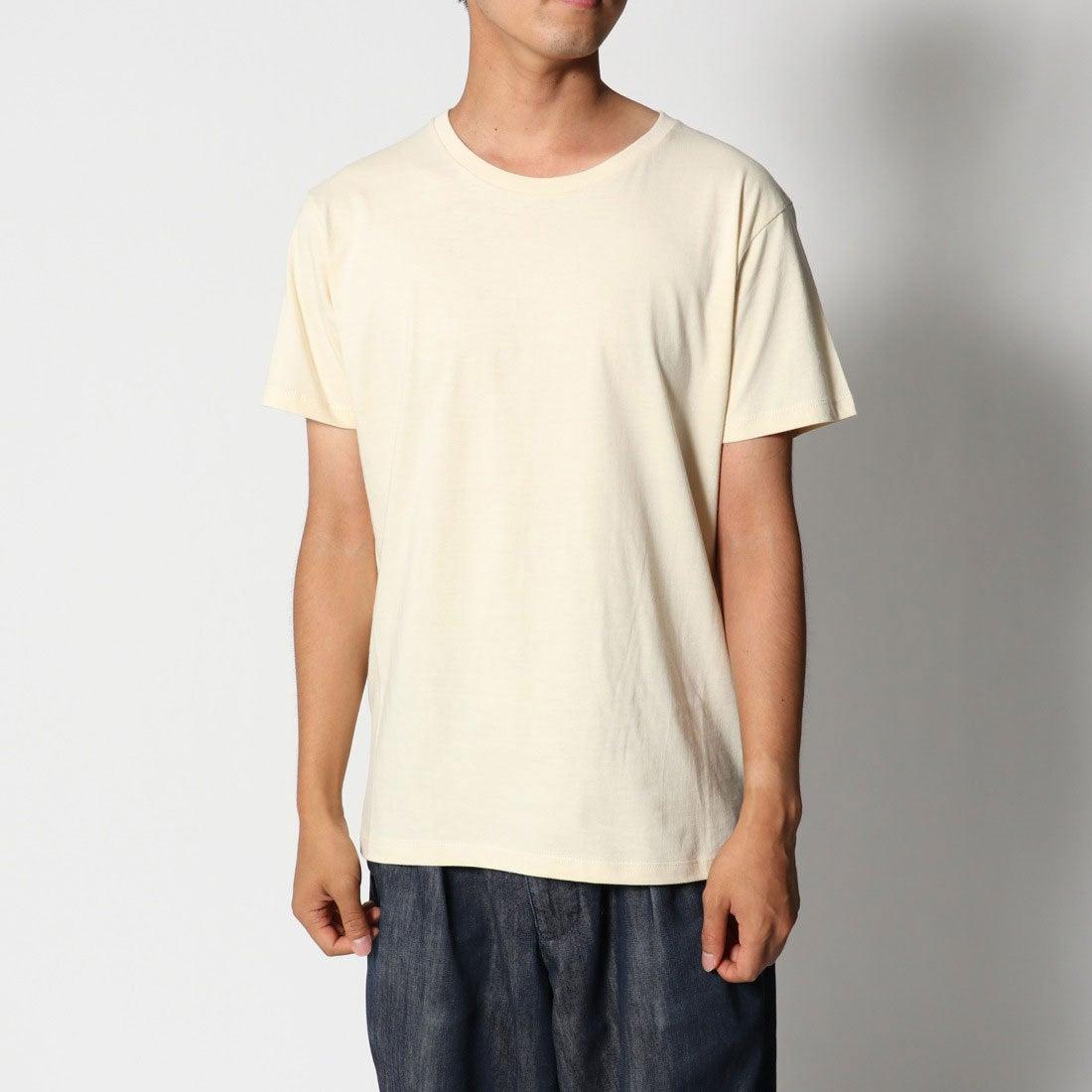 ロコンド 靴とファッションの通販サイトリネーム Rename クルーネックTシャツ (アイボリー)