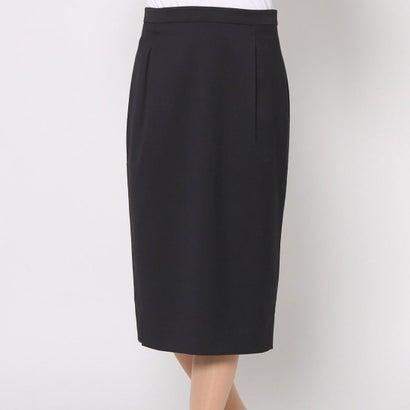 リネーム Rename ウエストタックタイトスカート (ブラック)
