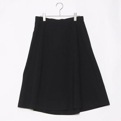 リネーム Rename ミモレタケAラインスカート (ブラック)