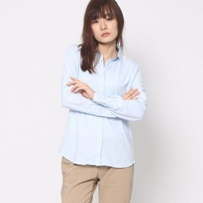 リネーム Rename カットソーストライプシャツ (サックス)