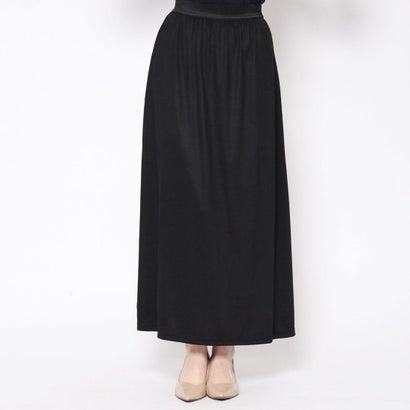 リネーム Rename カットソーマキシスカート (ブラック)