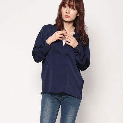 リネーム Rename ビッグスキッパーシャツ (ネイビー)