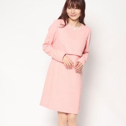 リネーム Rename ビーズ付きワンピース (ピンク)