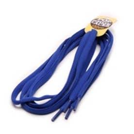 シューレース SHOELACE 8mmオーバルシューレース (BLUE)