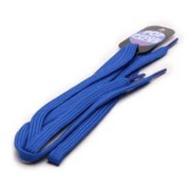 シューレース SHOELACE 8mmシューレース (BLUE)