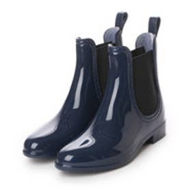フォーパ パリ FAUX PAS PARIS CHELSEA BOOTS KIDS (Dark Blue)