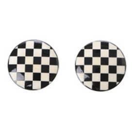 フォーパ パリ FAUX PAS PARIS Checkers Jam (Black)