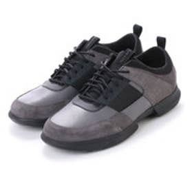 ジェオックス GEOX SNEAKERS (ANTHRACITE/BLACK)