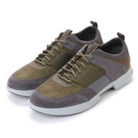 ジェオックス GEOX SNEAKERS (MUSK/ANTHRACITE)