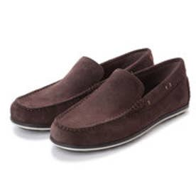 ジェオックス GEOX MOCCASINS (CHOCOLATE)