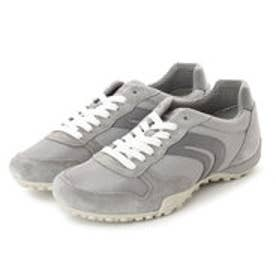 ジェオックス GEOX SNEAKERS (ICE/GREY)