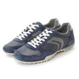 ジェオックス GEOX SNEAKERS (LT NAVY/GREY)