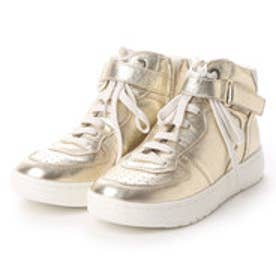 ジェオックス GEOX SNEAKERS (LT GOLD)