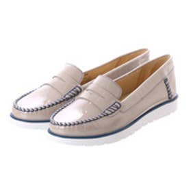 ジェオックス GEOX MOCCASINS (LIGHT GREY)