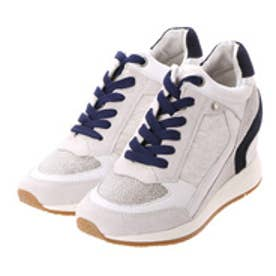ジェオックス GEOX SNEAKERS (OFF WHITE)