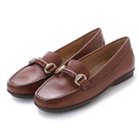 ジェオックス GEOX MOCCASINS (BROWN)