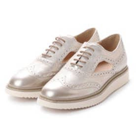 ジェオックス GEOX SHOES (BEIGE/LT TAUPE)