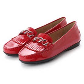 ジェオックス GEOX MOCCASINS (RED)